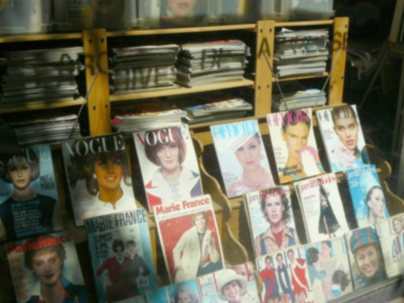Motherhood and Magazine Subscriptions
